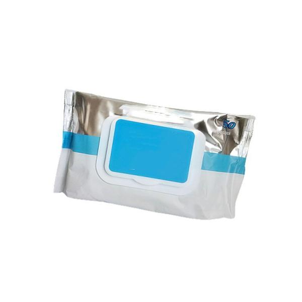 Non alcohol disinfecting antiseptic multipurpose antibacterial wet wipes #2 image
