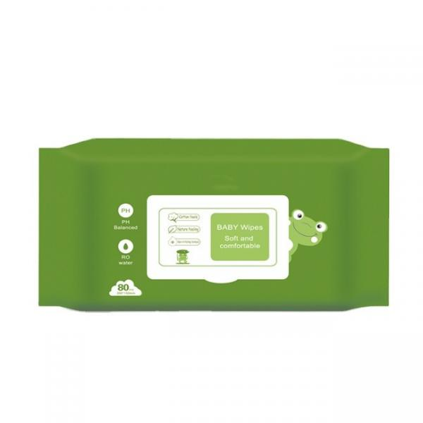 Nh Portableeco-Friendly Alcohol Free Baby Wipes #3 image